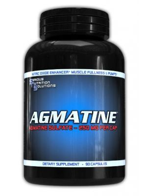 Serious Nutrition Solutions Agmatine 250mg 90 Caps