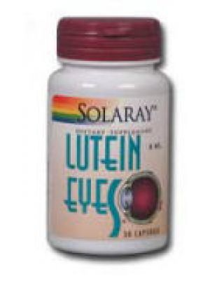 Solaray Lutein Eyes 6mg 60 Caps