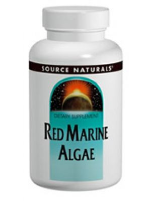 Source Naturals Red Marine Algae 350 mg 45 Tablets