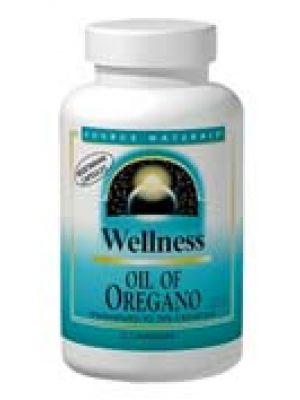 Source Naturals Wellness Oil of Oregano 30 Caps