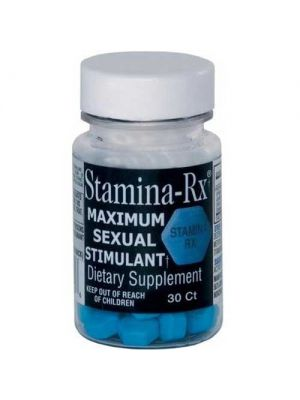 Hi-Tech Pharmaceuticals Stamina-Rx Men's 30 Tablets