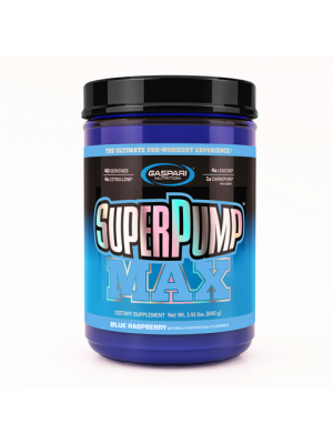 New Gaspari Nutrition SuperPump 250