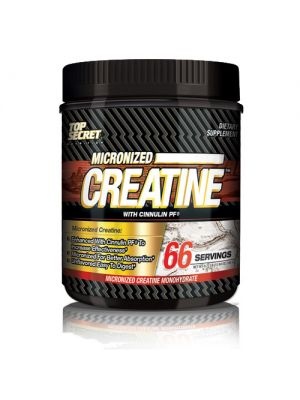 Top Secret Nutrition Micronized Creatine 66 Servings