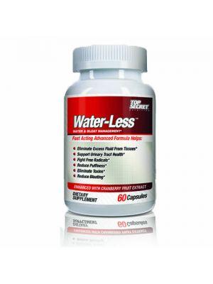 Top Secret Nutrition Water-Less 60 Caps