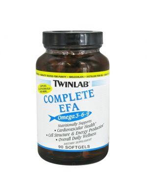 Twinlab Complete EFA 90 Softgels
