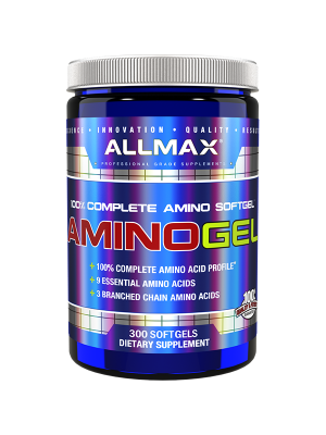 Allmax Nutrition AminoGel 300 Softgels