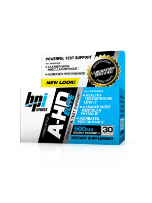 Bpi A-HD Elite 500mg