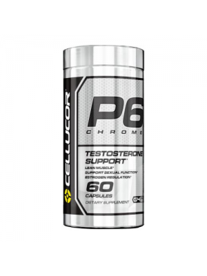 Cellucor P6 Chrome 60 Caps