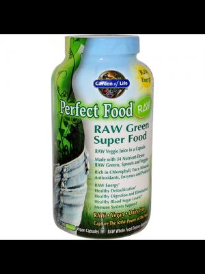 Garden of Life Perfect Food Raw (Organic) 240 Caps