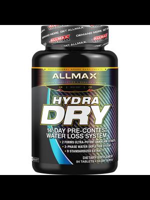 Allmax Nutrition HydraDry 84 Tabs