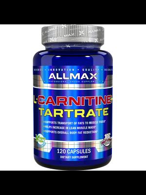 Allmax Nutrition L-Carnitine 500mg 120 Caps