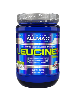 Allmax Nutrition Leucine 400 Grams