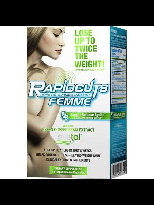 Allmax Nutrition RapidCuts Femme 42 Caps