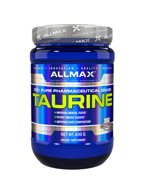 Allmax Nutrition Taurine 400 Grams