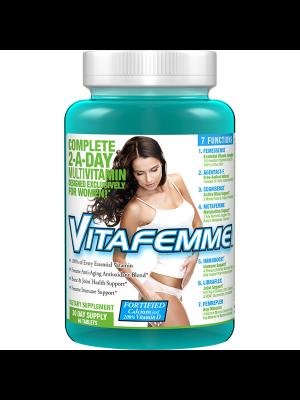 Allmax Nutrition VitaFemme 2-A-Day 60 Tabs
