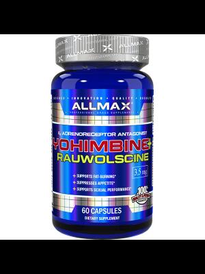 Allmax Nutrition Yohimbine HCL 60 Caps