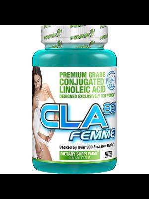 Allmax Nutrition CLA80 Femme 60 Softgels