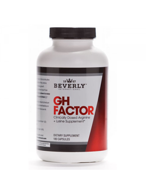 Beverly International GH Factor 180 Caps