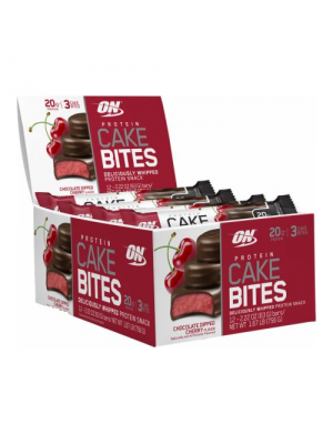 Optimum Nutrition Protein Cake Bites 12/Box