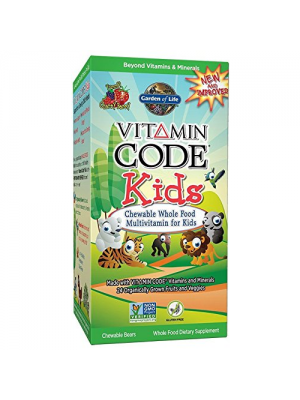 Garden of Life Vitamin Code Kids 60 Chews