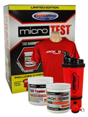 USPLABS Micro Test Box Kit