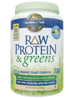 Garden of Life Raw Protein & Greens