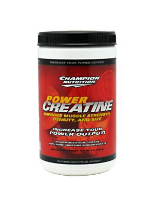 Champion Nutrition Power Creatine 454 Grams