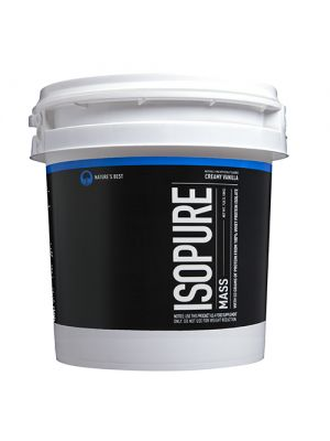 Nature's Best Isopure MASS 7 Lbs