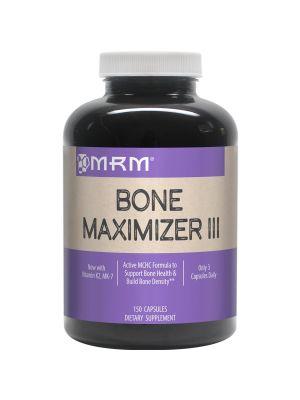 MRM Bone Maximizer III 150 Caps Front