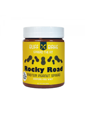 Buff Bake Rocky Road Protein Peanut Butter Spread 13oz