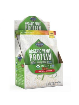 Garden of Life Organic Plant Protein 5 Packet