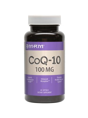 CoQ-10 100mg Front