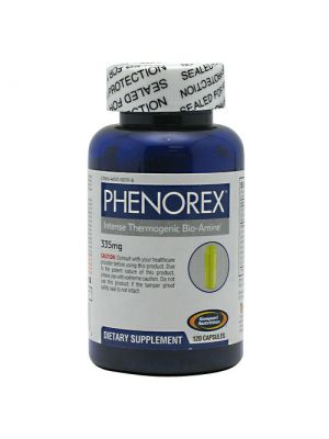 Gaspari Nutrition Phenorex 120 Caps