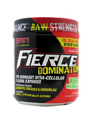 SAN Fierce Domination 40 Servings