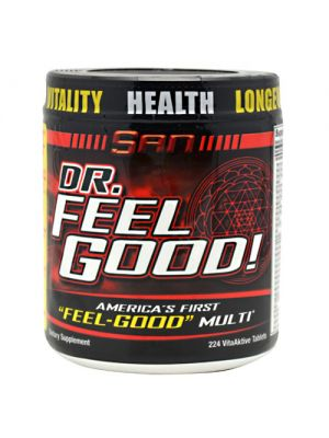 SAN Dr. Feel Good!  224 VitaAktive Tablets