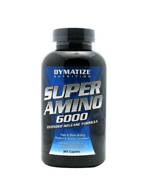 Dymatize Super Amino 6000mg 345 Caplets