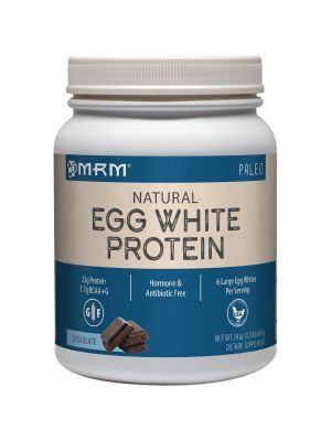 MRM All Natural Egg White 24 Oz Front