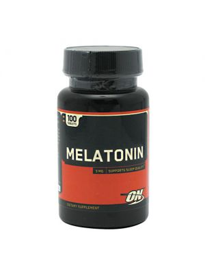 Optimum Nutrition Melatonin 3mg 100 Tablets