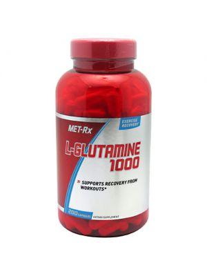 Met-Rx L-Glutamine 1000  200 Capsules