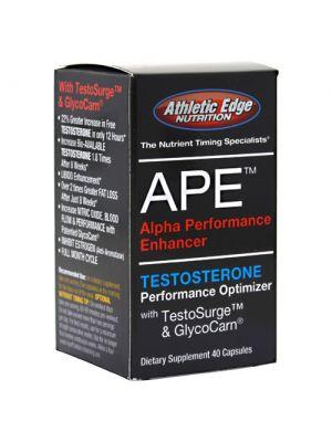 Athletic Edge Nutrition APE 40 Caps