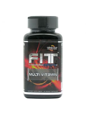 Formutech Nutrition Fit Men's Multi-Vitamin 90 Caps