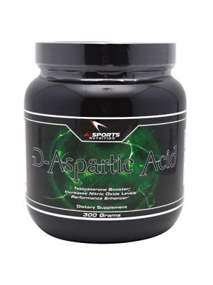 AI Sports Nutrition D-Aspartic Acid 300 Grams