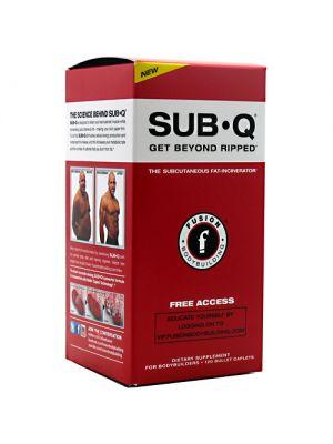 Fusion Bodybuilding Sub-Q 120 Bullet Caplets