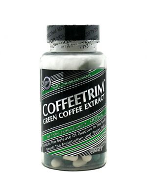 Hi-Tech Pharmaceuticals CoffeeTrim Green Coffee Extract  90 Capsules - 400mg