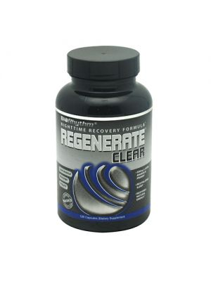 BioRhythm Regenerate Clear 120 Caps
