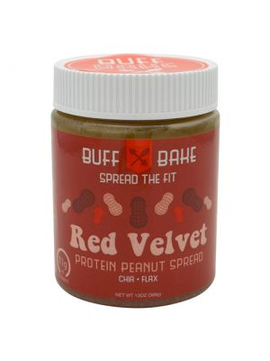 Buff Bake Red Velvet Protein Peanut Butter Spread 13oz