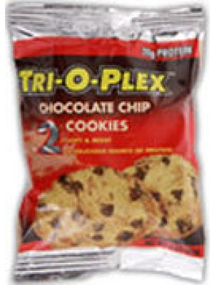 Chef Jay's Tri-O-Plex Cookies 12-2 Packs