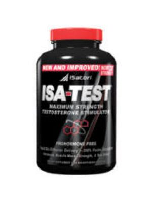 Isatori Isa-Test GF Maximum Strength w/Somatrin 104 Caps