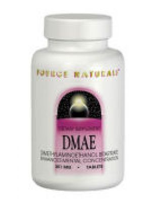 Source Naturals DMAE 351mg 100 Capsules