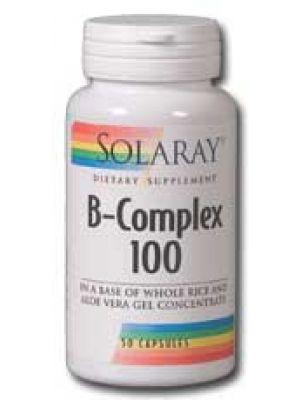 Solaray B-Complex 100 100 Caps